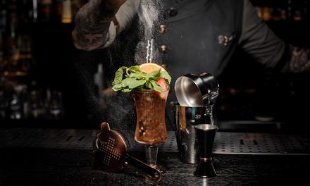 Corso per barman e barlady per una o 2 persone al Mixology Academy (sconto fino a 85%). Valido in 2 sedi
