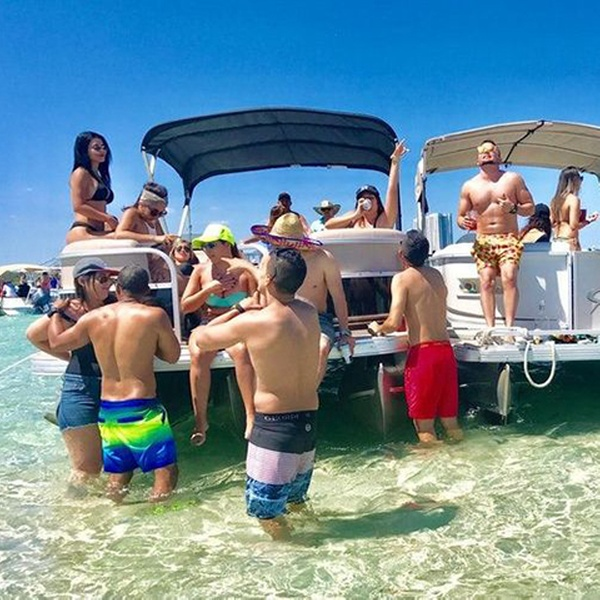 Boat Party In Miami Beach From 166