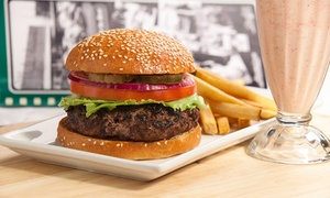 Mel's Drive-In—Up to 40% Off All-American Diner Food at Mel's Drive-in- San Francisco, plus 6.0% Cash Back from Ebates.