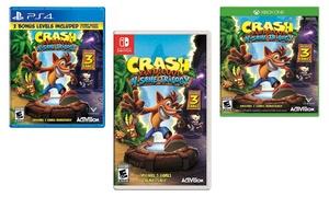 Crash Bandicoot N. Sane Trilogy for PlayStation 4