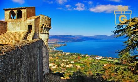 Lago di Bracciano: fino a 3 notti in camera Standard + colazione Albergo della Posta