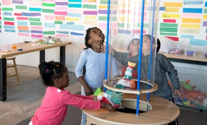 image for Admission for Two or Four  to Westchester Children's Museum (Up to 39% Off)