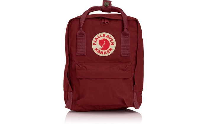 Up To 16% Off on Fjallraven Kanken Mini Backpack | Groupon Goods