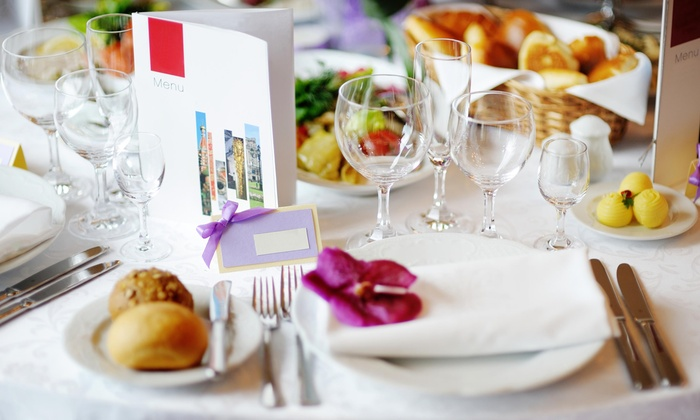 5 STAR EVENTS - University: Full-Day Banquet Hall Rental at 5 STAR EVENTS (45% Off)