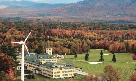 Stay at Mountain View Grand Resort & Spa in Whitefield, NH. Dates into February 2019. photo