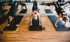 TenPoint5 - Multiple Locations: 4 or 10 Barre Fitness Classes or One Month of Unlimited Barre Fitness Classes at TenPoint5 (Up to 65% Off)