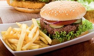 Patataje: Wybrany burger (13,99 zł) z dużymi frytkami (18,99 zł) dla 1 osoby i więcej opcji w Patataje (do -39%)
