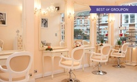Wash, Cut, Blow Dry and an Optional Conditioning Treatment from La Durbin Boutique Salon (Up to 60% Off)