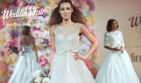 The North West Wedding Fair on 24 - 25 September at EventCity, Manchester(Up to 50% Off)