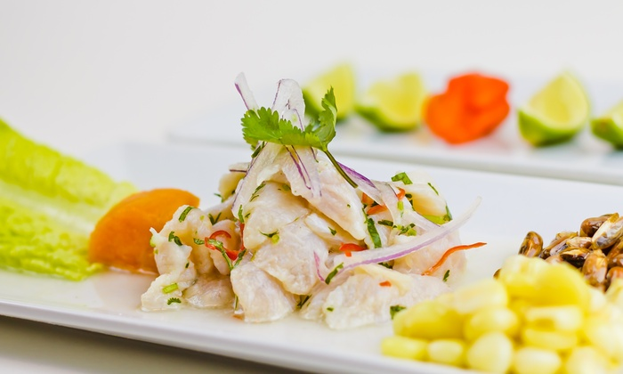 Mr. Karbon - The Crossings: $11 for $20 Worth of Peruvian Cuisine at Mr. Karbon
