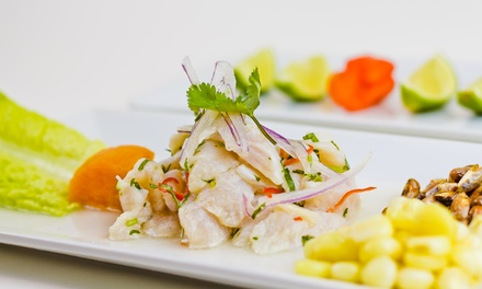 $11 for $20 Worth of Peruvian Cuisine at Mr. Karbon