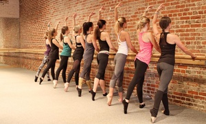 Up to 72% Off Barre Classes at Grand Jete at Grand Jete, plus 6.0% Cash Back from Ebates.