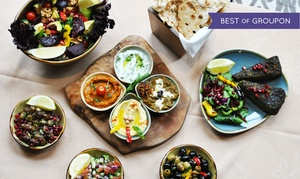 The Cranley: Three-Course Persian Meal with Prosecco for Two or Four at The Cranley (Up to 61% Off)
