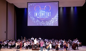 """Disney in Concert: """"Magical Music from the Movies"""": Disney in Concert: Magical Music from the Movies on Saturday, May 21, at 3 p.m."""