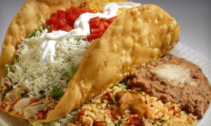 The Twisted Lizard - DePaul: $12 for $25 Worth of Mexican Fare at The Twisted Lizard