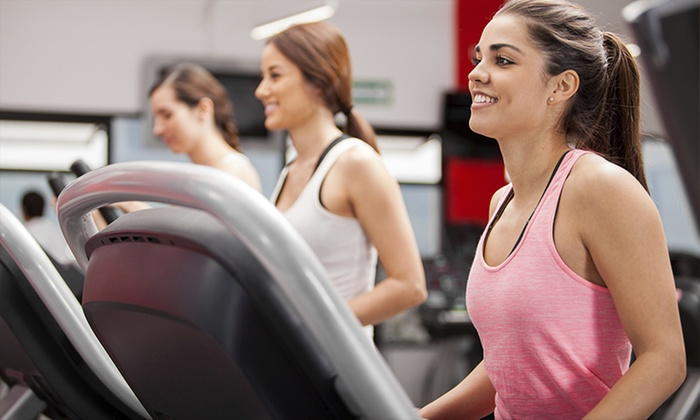 FitnessFAST 24 Hour Gym - Bellevue Second III: $201 for $575 Worth of Gym Visits — FitnessFAST 24 Hour Gym