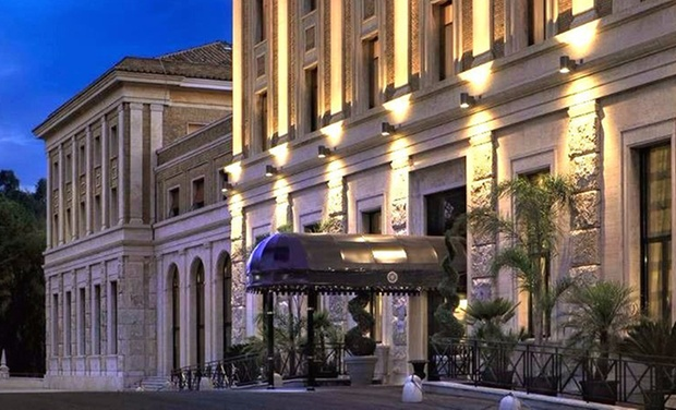 The church palace rome groupon - Femme de chambre code rome ...
