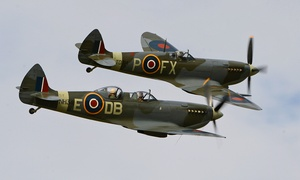 Headcorn Events: The Battle of Britain Air Show, 30 June–1 July 2018 at Headcorn Aerodrome (Up to 54% Off)