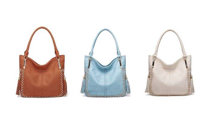 MKF Collection Trend Setting Snazzy Handbags by Mia K Farrow