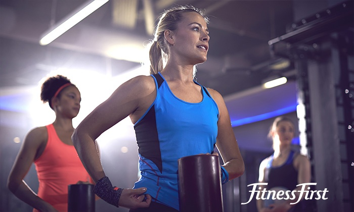 Training bei Fitness First - Fitness First | Groupon