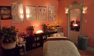 45% Off a Therapeutic Massage at PONO Wellness Studio, plus 6.0% Cash Back from Ebates.