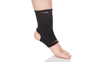 Copper Relief Ankle Support