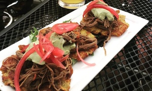 $15 for $30 Worth of American Cuisine at Bella Luna & The Milky Way