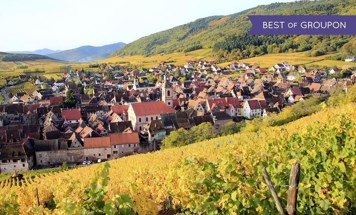 Alsace : séjour détente proche de la route des vins, au Hôtel Restaurant Le Faudé pour 2