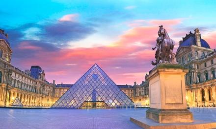 Parijs: standaard tweepersoonskamer voor twee incl. ontbijt en naar keuze Seinerondvaart bij Hotel Villa Luxembourg