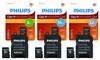 Philips Micro SDHC Memory Card