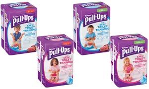 Couche culotte Pull-Ups Huggies