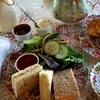 Up to 37% Off Two-Course Garden Tea at Into My Garden Tearoom