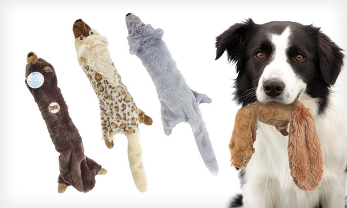Skinneeez Plus Pet Toys: Skinneeez Big Bite or Plus Pet Toy (Up to 36% Off). Five Options Available.