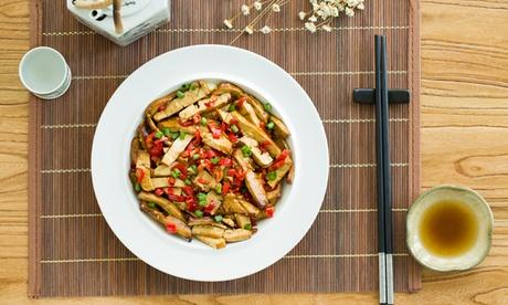 Exklusives chinesisches 3-Gänge-Menü für zwei oder vier Personen im Restaurant Qing Dao (bis zu 64% sparen*)