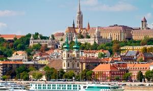 ✈ Séjour à Budapest au départ de Paris BVA ou Marseille BUDAPEST
