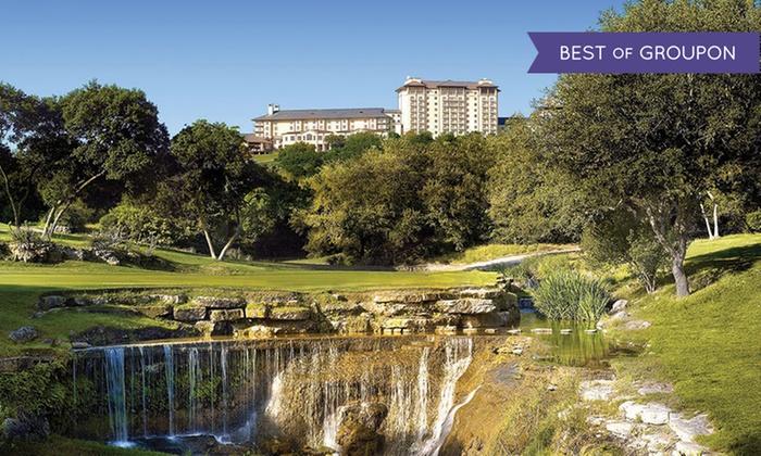 Luxe 4-Star Omni Golf & Spa Resort in Austin