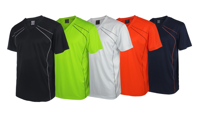 Men's Short-Sleeve Active Performance T-Shirt