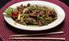 32% Off Stir-Fry at Kublai Khan Restaurant