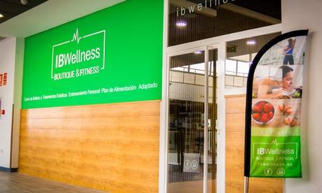 1, 2 o 4 sesiones de depilación láser en zona a elegir desde 9 € en IBWellness Boutique & Fitness