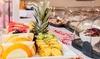 Graefen + König - Mönchengladbach: Graefen-Frühstück Spezial oder Gourmet-Frühstücksbuffet für 2 oder 4 Personen bei Graefen + König (bis zu 32% sparen*)