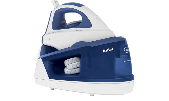 tefal sv5021 steam generator iron groupon. Black Bedroom Furniture Sets. Home Design Ideas