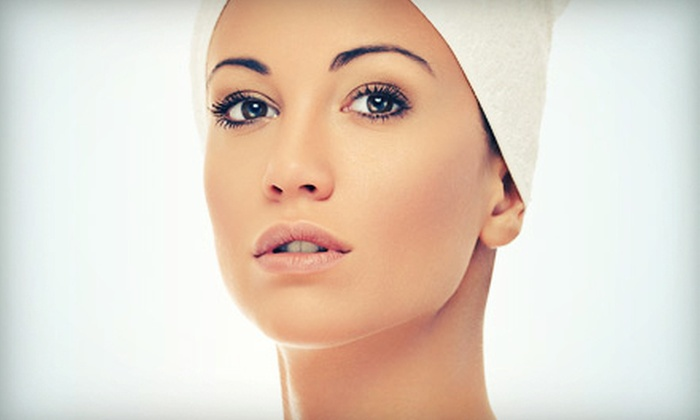 Ridgely Retreat - Annapolis: One or Two One-Hour Skin-Brightening Facials at Ridgely Retreat (Up to 56% Off)