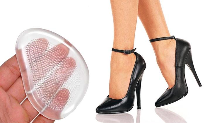 new products 2c9f7 f9e11 3 o 6 paia di cuscinetti in gel per scarpe con tacco