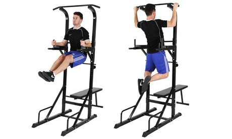 Multiestación de entrenamiento con pesas
