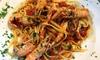 Montesilvano: menu pesce e vino