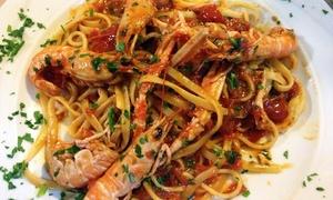 Le Tre Palme: Menu di pesce, con dolce e bottiglia di vino bianco per 2 o 4 persone al ristorante Le Tre Palme (sconto fino a 64%)