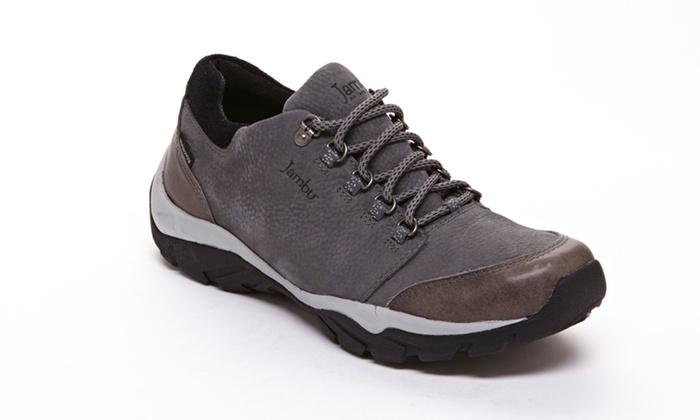 Jambu Bedrock Mens Waterproof Casual Shoe (Size 10)
