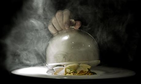 Menú gastronómico para 2 con prosseco y snacks de bienvenida, 10 platos, postre y bebida por 59,95 € en Sinfonía Rossini