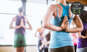 Sattva Yoga Studio: Sattva Yoga Studio – Ipiranga: 3, 6 ou 12 meses de ioga