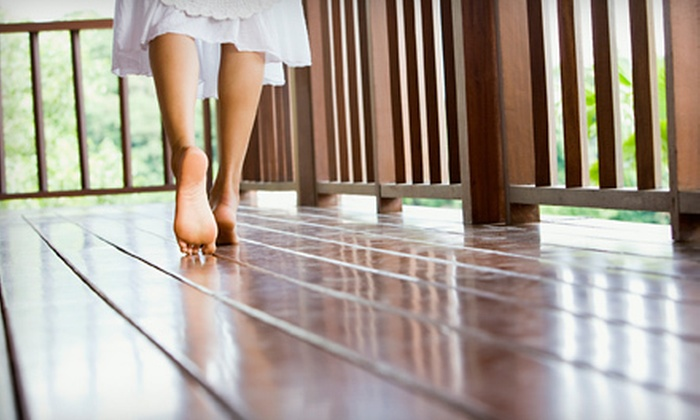 Osgood Painting & Contracting Services, LLC - Boston: Deck Maintenance for Up to 500 or 1,000 Square Feet from Osgood Painting & Contracting Services, LLC (Up to 65% Off)